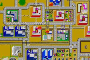 PC9801 シムシティ