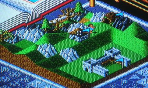 スーパーファミコン版ポピュラス