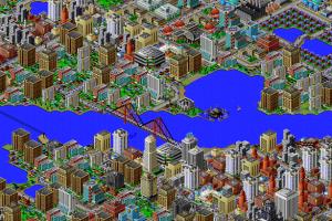 PCゲーム シムシティ2000