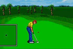 スーパーファミコン PGAツアーゴルフ