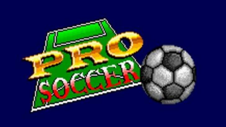スーパーファミコン プロサッカー