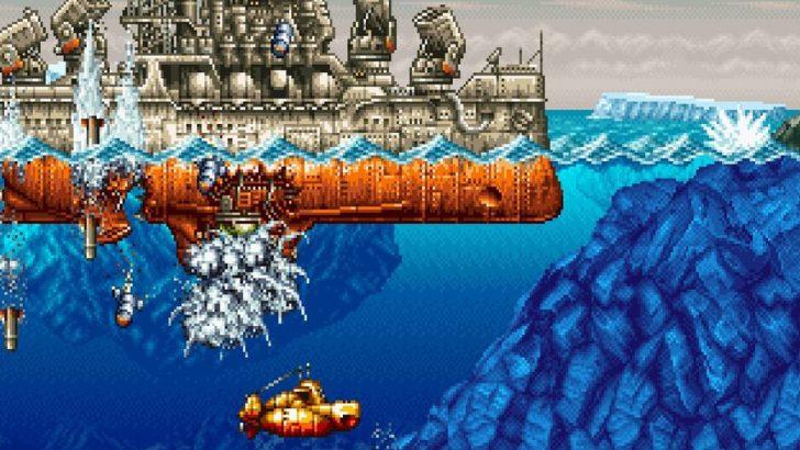 セガサターン 海底大戦争