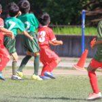 携帯公式メニュー ジュニアサッカーを応援しよう!